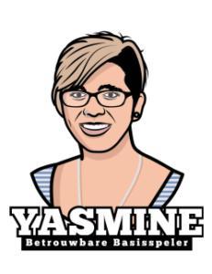 Yasmine van OEBS